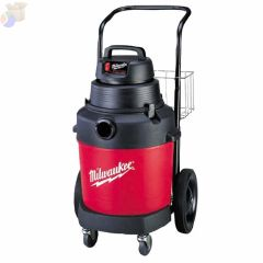 Poly Tank Vacuum Cleaners, 9 gal