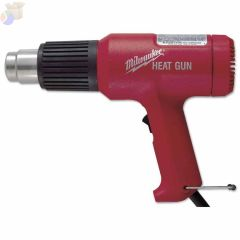 Milwaukee Heat Guns, Dual Temperature, 1,000 °F, 11.6 A
