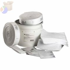 Petroleum Sorbent Spill Kit P-SKFL31,Environmental Safety Product,31 Gal