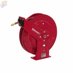 Air/Water Hose Reels, 1/2 in x 50 ft