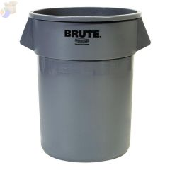 55GAL BRUTE CONTAINER W/O LID TRASH CAN G