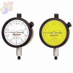 25 Series AGD Group 2 Dial Indicators, 0-100 Dial, 0.5 in Range