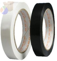 NOPI TPP Strapping Tape, 3/4 in x 60 yd, 95 lb/in Strength, White