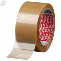 "Carton Sealing Tape, 2"" X 55 ft, Clear"