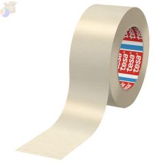 General Purpose Masking Tapes, 2 in x 60 yd, 5.5 mil, Natural