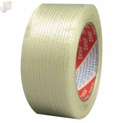 Performance Grade Filament Strapping Tape, 3/4 in x 60 yd, 155 lb/in Strength