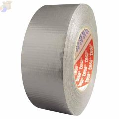 Utility Grade Duct Tapes, Silver, 2 in x 60 yd x 7.5 mil