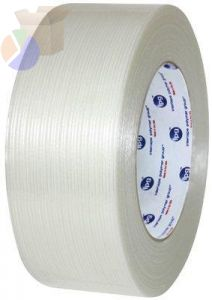 RG300 Utility Grade Filament Tape, 2 in x 60 yd, 100 lb/in Strength