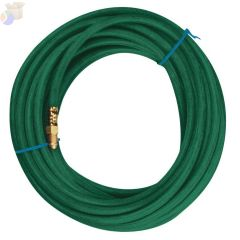 Single Line Welding Hoses, 1/2 in, 500 ft, Oxygen & Acetylene, Green