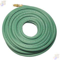 Single Line Welding Hoses, 1/4 in, 800 ft, Oxygen