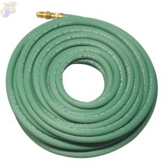 Single Line Welding Hoses, 1/4 in, 750 ft, Acetylene Only, Green